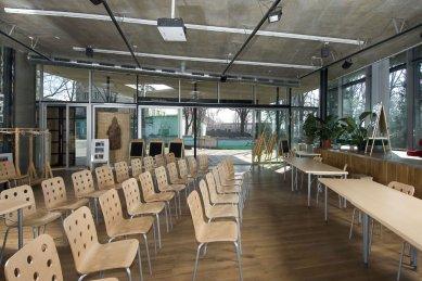 Výchovně-vzdělávací zařízení ZOO Praha - foto: Petra Hajská