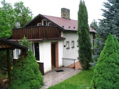Přestavba chaty v Dolní Lhotě - Původní stav - foto: archiv autora