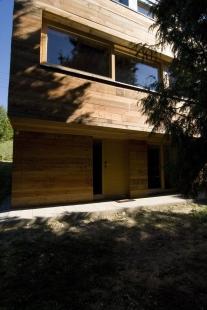 Přestavba chaty v Dolní Lhotě - foto: Daniela Dostálková