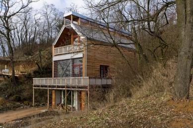 Rodinný dům v Lelekovicích - foto: archiv autorů