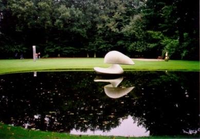Muzejní areál Kröller-Müller - foto: Jan Kratochvíl, 1998