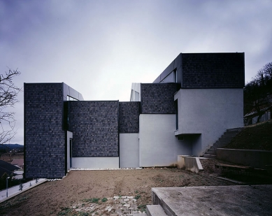 Dům 'D' - foto: © Hisao Suzuki, courtesy of Sadar Vuga Architects