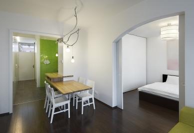 Rekonstrukce bytu 2+kk na Pohořelci - foto: Ester Havlová
