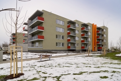 Obytný soubor Chodovec - foto: Lubor Sladký