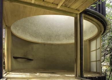 Čajový dům v zahradě - foto: David Maštálka
