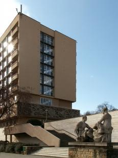 Hotel International - foto: Miroslav Divina