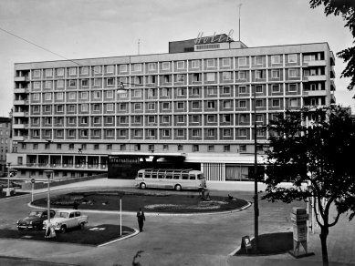 Hotel International - foto: Stavoprojekt Brno