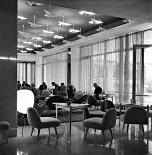 Hotel International - foto: archiv Moravské galerie v Brně