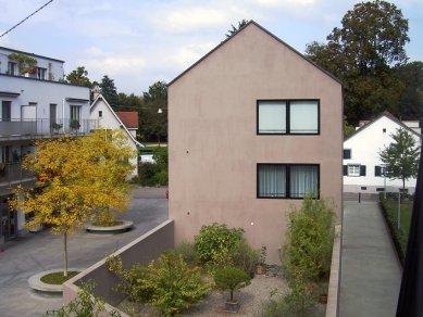 Dva bytové domy Singeisenhof - foto: Dagmar Glosová, 2006
