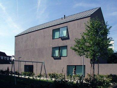 Dva bytové domy Singeisenhof - foto: David Kubík, 2003