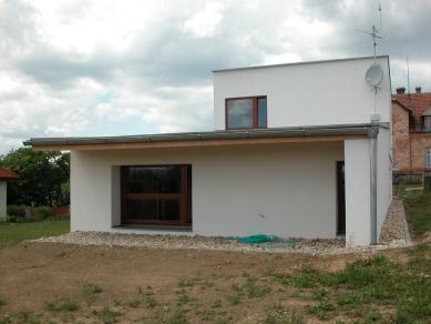 Rodinný dům v Hronově-Příčnici - foto: archiv autora