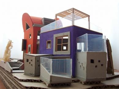 Dům Pontoporia - Model - foto: © ERA Arquitectos