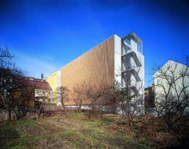Knihovna Filozofické fakulty MU - foto: Filip Šlapal