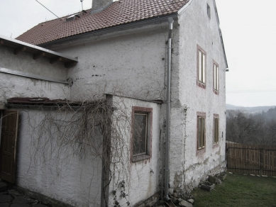 Víkendový dům Čeřeniště - dostavba - Původní stav - foto: Pavel Plánička