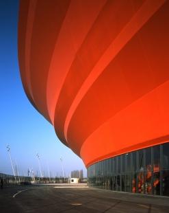 Koncertní hala Zénith - foto: © Philippe Ruault