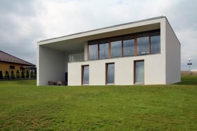 Rodinný dům ve Zlíně-Prštném - foto: BRAND IMK