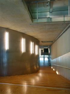 Educatorium - foto: Petr Šmídek, 2003