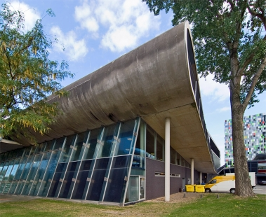 Educatorium - foto: Petr Šmídek, 2009