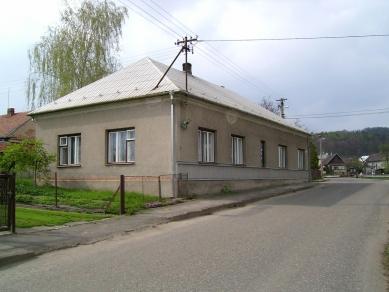 Obecní dům v Lukovečku - Původní stav - foto: NEW WORK