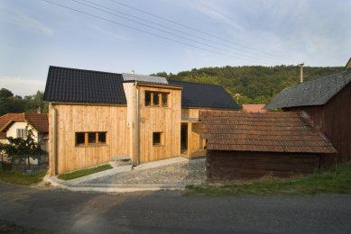 Obnova domu v Zádveřicích - foto: Daniela Dostálková