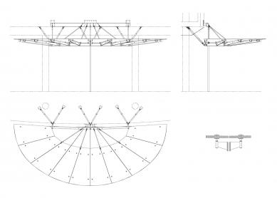 Univerzitní centrum Zlín - Detail markýzy - foto: AI DESIGN