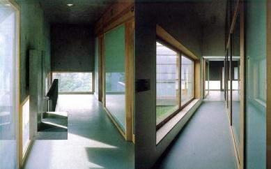 Policejní stanice ve Vaals - Interiér - foto: © Wiel Arets Architects