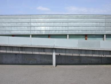 Policejní stanice ve Vaals - foto: © archiweb.cz, 2007