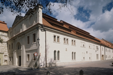 Rekonstrukce zámeckého pivovaru vLitomyšli - foto: Jan Malý