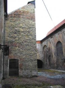 Rekonstrukce zámeckého pivovaru vLitomyšli - Původní stav - foto: Archiv AP Atelier