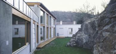 Rodinný dům se studiem v Podbabě - foto: Tomáš Balej