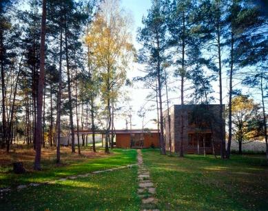 Vila u Českých Budějovic - foto: Filip Šlapal