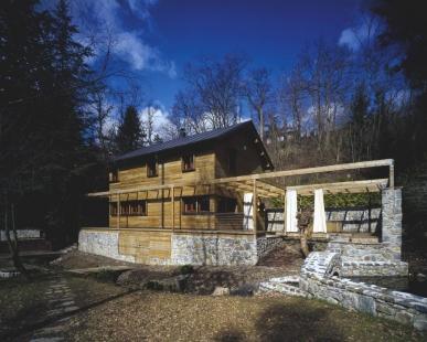 Chata u Štěchovic - foto: Filip Šlapal