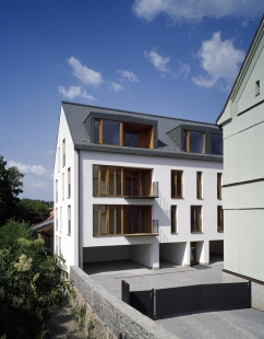 Bytový dům v Řevnicích - foto: Filip Šlapal
