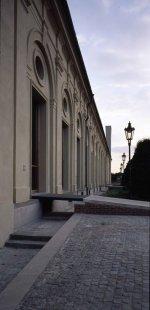 Rekonstrukce Jízdárny Pražského hradu - foto: Tomáš Balej
