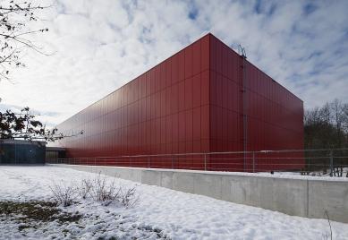 Fakulta chemicko-technologická a Tělovýchovná zařízení Univerzity Pardubice - Tělovýchovná zařízení - foto: Ester Havlová