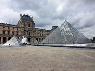 Le Grand Louvre - foto: Petr Šmídek, 2007