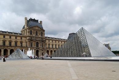 Le Grand Louvre - foto: Martin Rosa, 2007