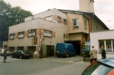 Městský úřad Semily - Původní stav - čelní pohled - foto: archiv studio ARTIKL Liberec
