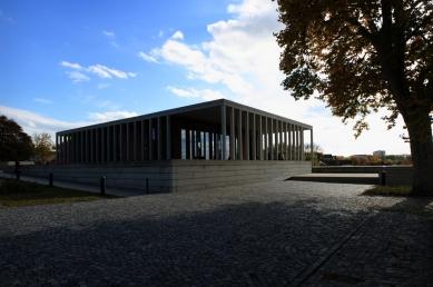 Muzeum moderní literatury - foto: Milan Domkář, 2011