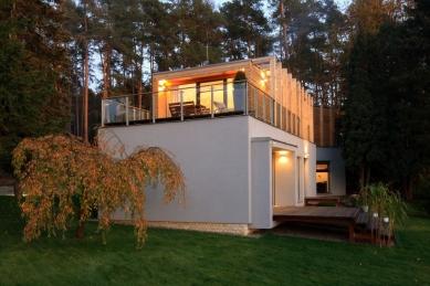 Rodinný dům v Hradištku - foto: Robert Žákovič