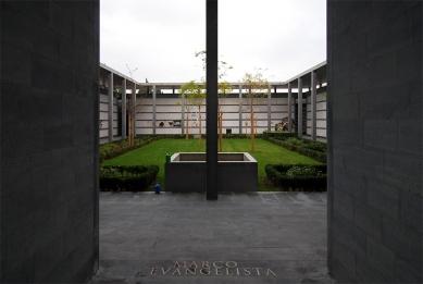 Rozšíření hřbitova San Michele - foto: Petr Šmídek, 2008
