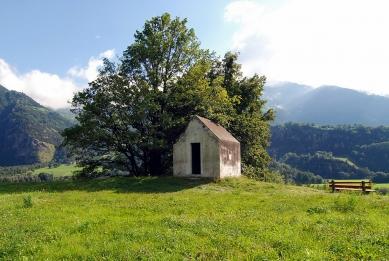Kaple svatého Jana Nepomuckého - foto: Petr Šmídek, 2008
