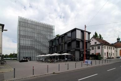 Kunsthaus Bregenz - foto: Petr Šmídek, 2008