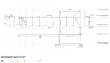 Dům Hemeroscopium - Detaily - foto: © Ensamble Studio