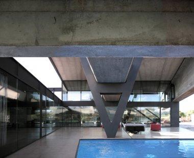 Dům Hemeroscopium - Interiér - foto: © Ensamble Studio