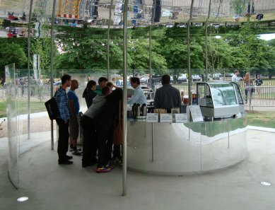 Serpentine Gallery Pavilion 2009 - foto: Rasto Udzan