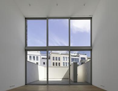 Řadový dům O-10 - foto: David Chipperfield Architects