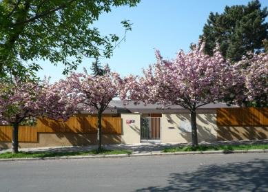 Vila ve Strašnicích - foto: David Chmelař architekti