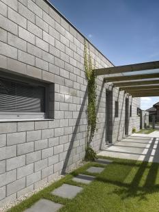 Rodinný dům v Českých Budějovicích - foto: Filip Šlapal