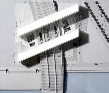 Lehrter Bahnhof - Model
